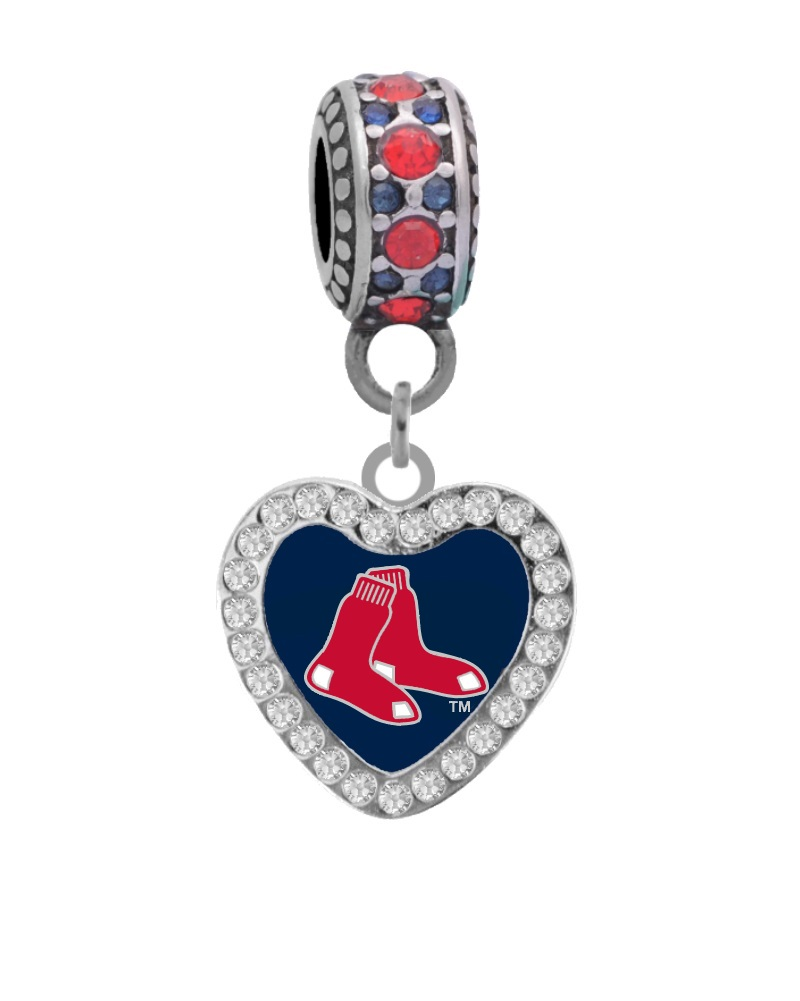 Final Touch Gifts Boston Red Sox Earrings
