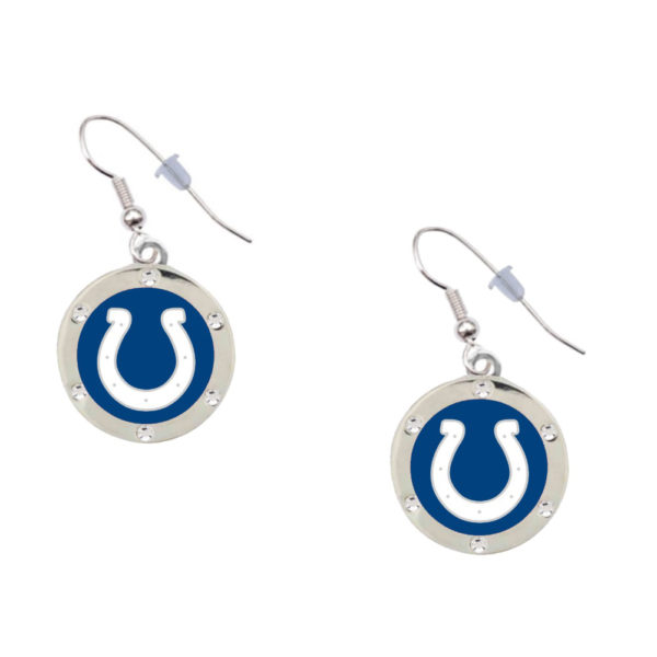 indianapolis-colts-round-earrings