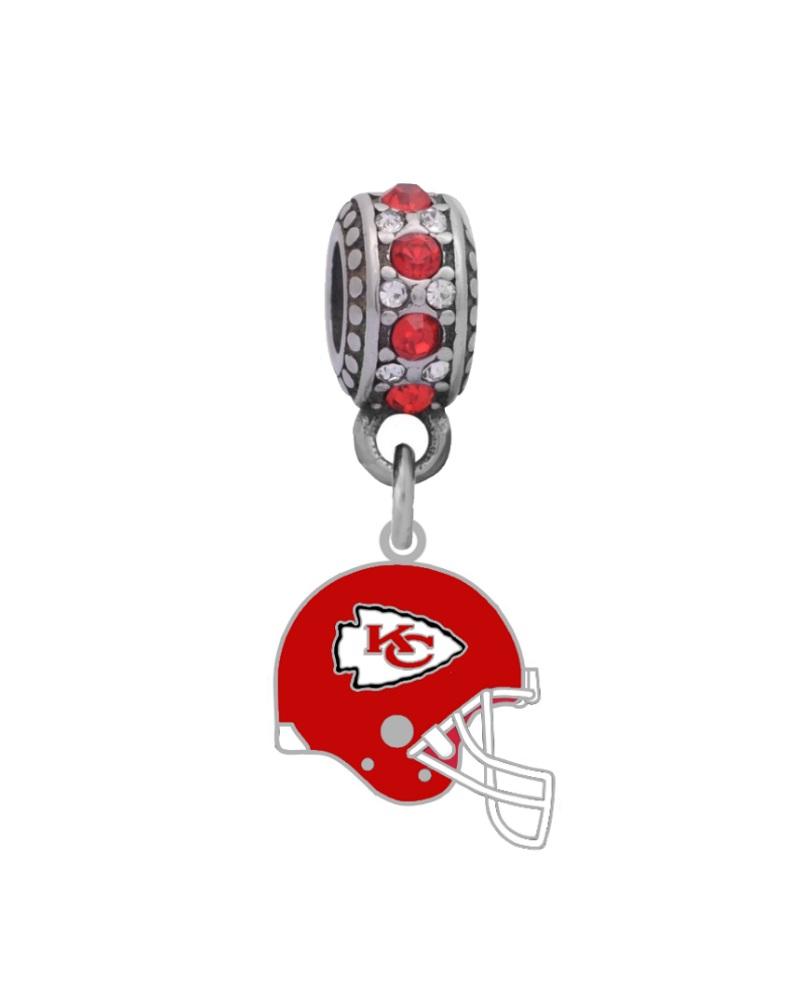 Kansas City Chiefs Helmet Charm Final Touch Gifts