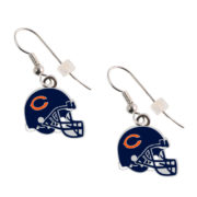chicago-bears-helmet-earrings