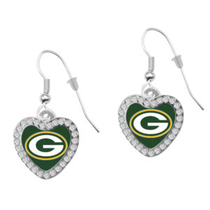 green-bay-packers-crystal-heart-earrings