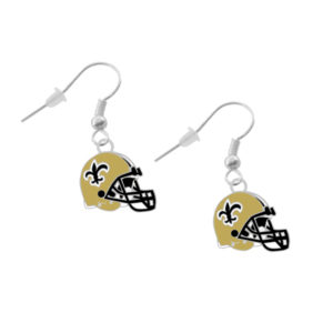 new-orleans-helmet-earrings