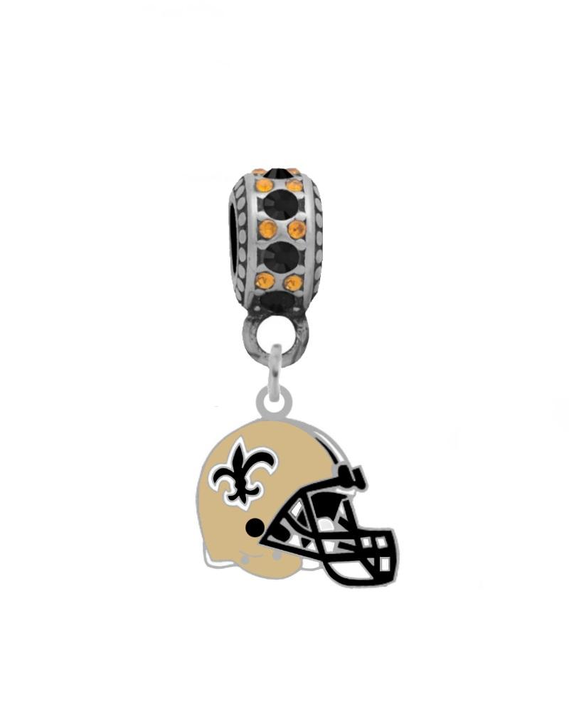 New Orleans Saints Helmet Charm