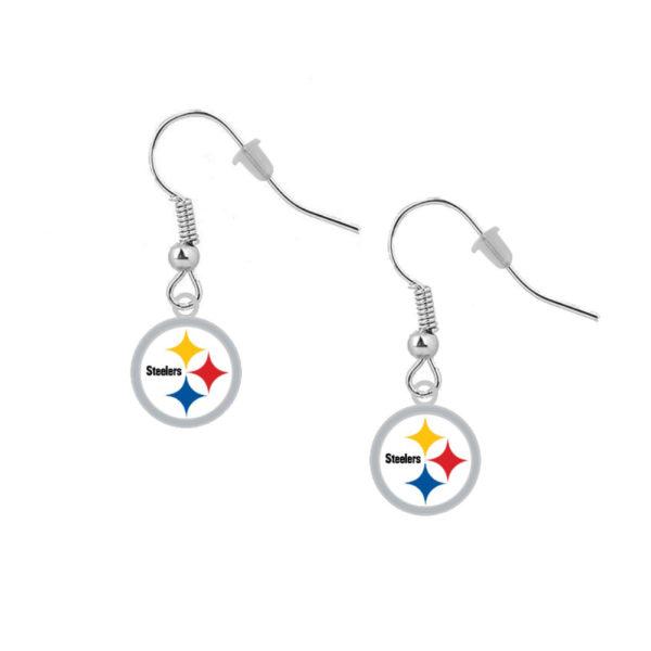 pittsburgh-steelers-logo-earrings-pierced