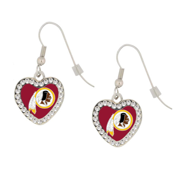 washington-redskins-crystal-heart-earrings