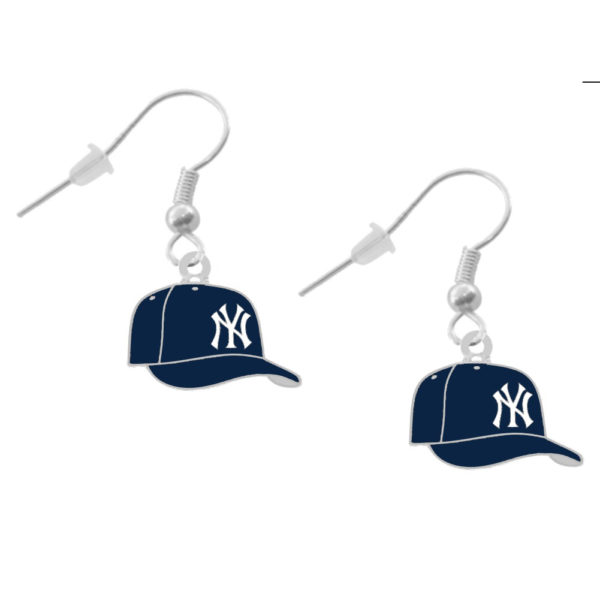 new-york-yankee-cap-earrings