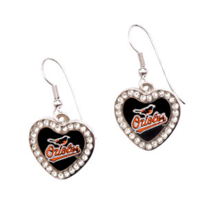 baltimore-orioels-crystal-heart-earrings
