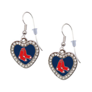 boston-red-sox-heart-earrings