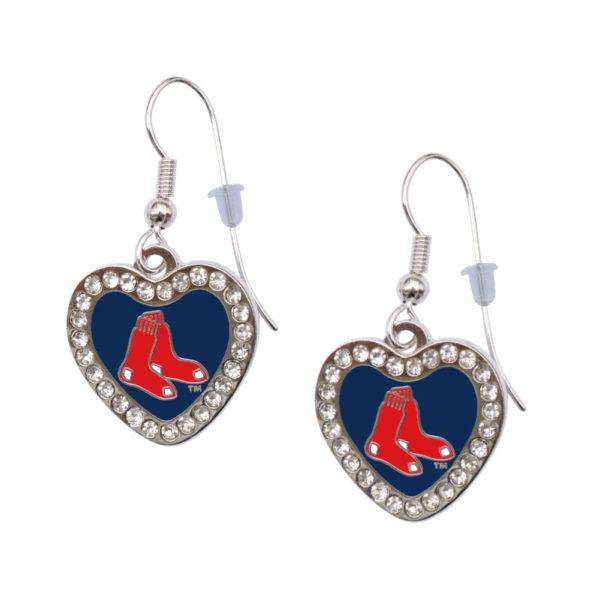 boston-red-sox-heart-earrings