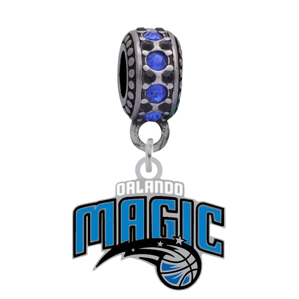 Pandora Jewelry Orlando: Orlando Magic Logo Charm (Med)