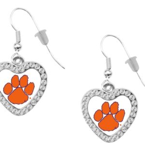 clemson-heart-earrings