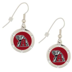 alabama-rhinestone-circle-earrings