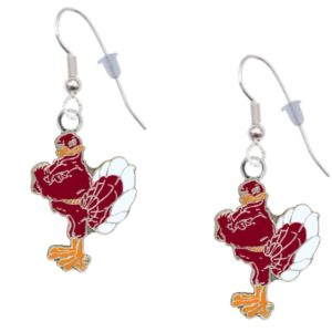 virginia-tech-hokie-bird-earrings