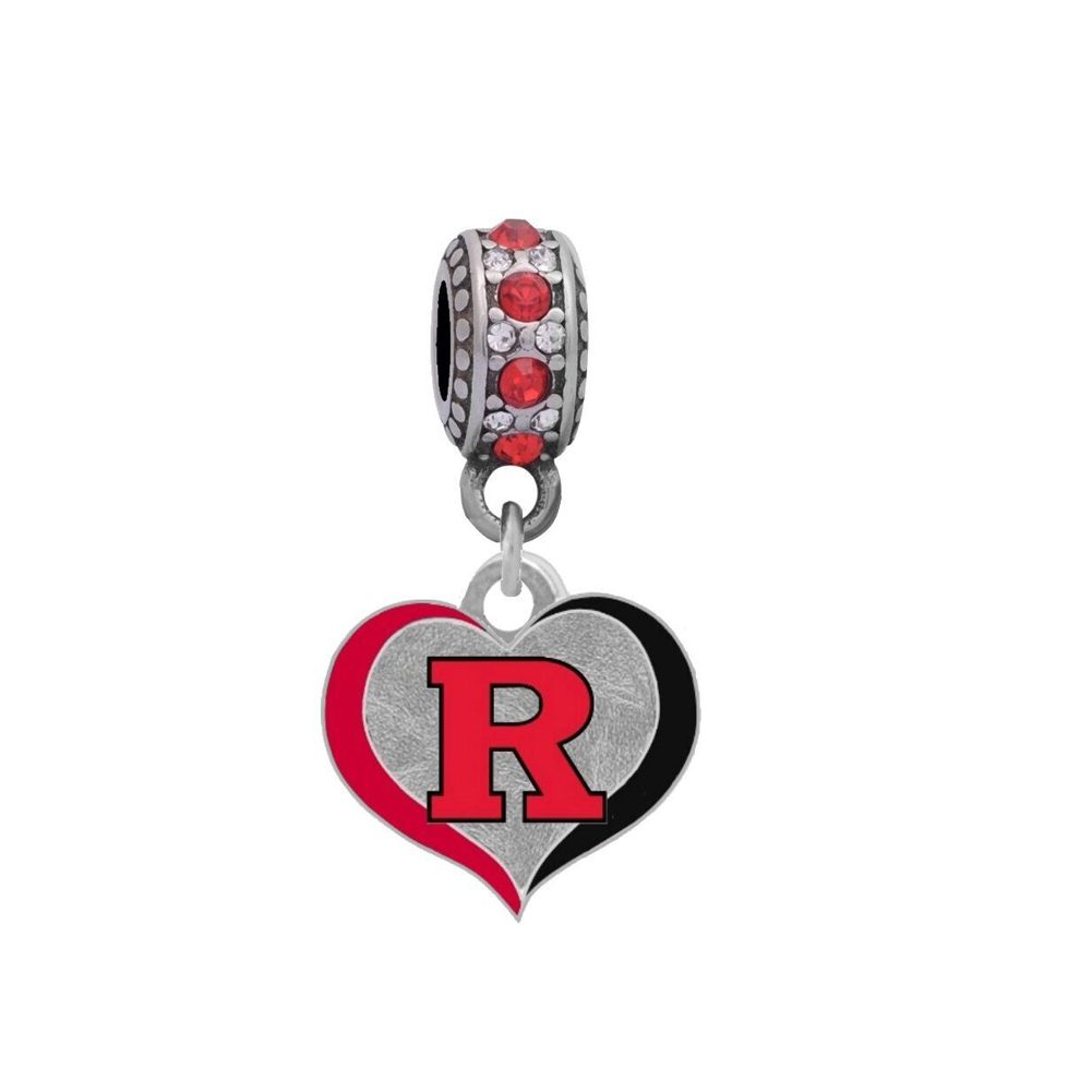Final Touch Gifts Kansas City Royals Swirl Heart Charm