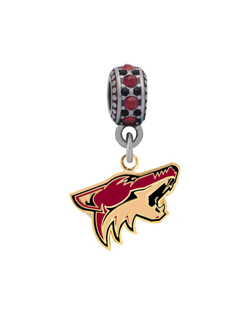 Arizona Coyotes Logo Charm Final Touch Gifts