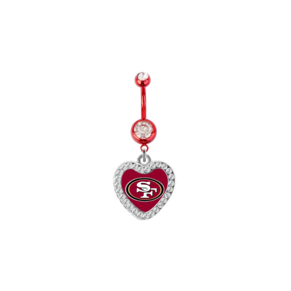 san-francisco-49ers-red