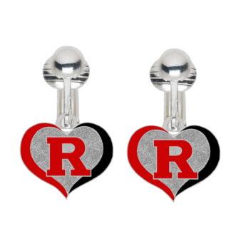 rUTGERS swirl heart no side view